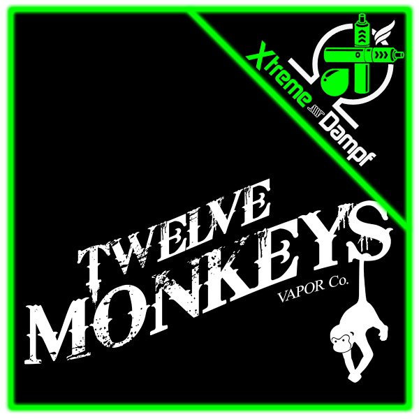 Salt Nic by Twelve Monkeys