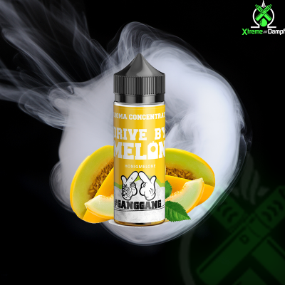 #GangGang | Longfill | Drive by Melon 20ml/120ml