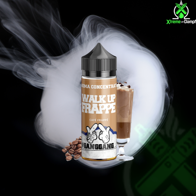 #GangGang | Longfill | Walk up Frappe 20ml/120ml