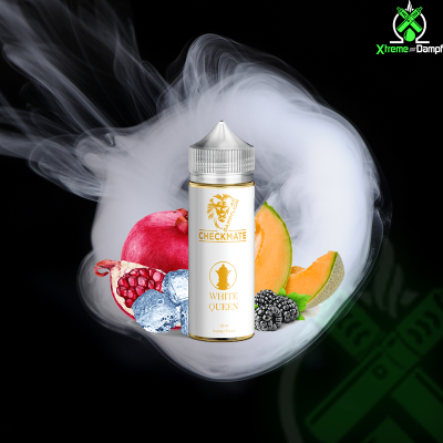 Dampflion | Longfill | Checkmate | White Queen 10ml/120ml