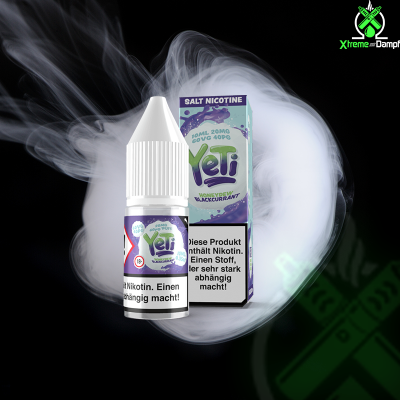 Yeti Salt Nic | Honeydew Blackcurrant 20mg