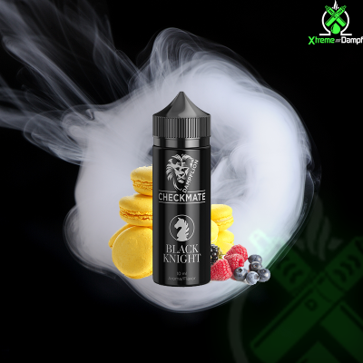 Dampflion | Longfill | Checkmate | Black Knight 10ml/120ml