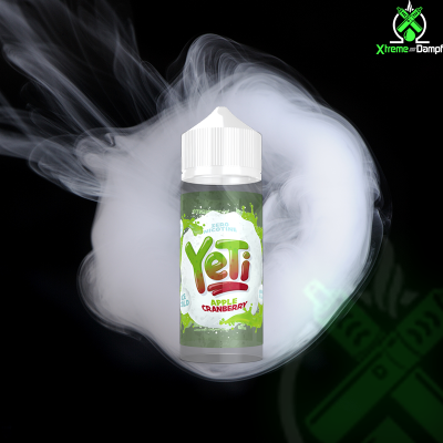Yeti | Shortfill | Apple Cranberry 100ml/120ml