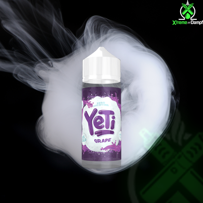 Yeti | Shortfill | Grape 100ml/120ml