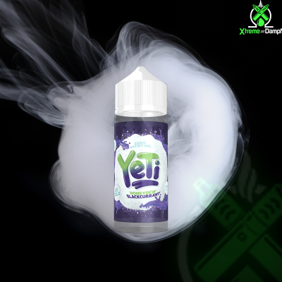 Yeti | Shortfill | Honeydew Blackcurrant 100ml/120ml
