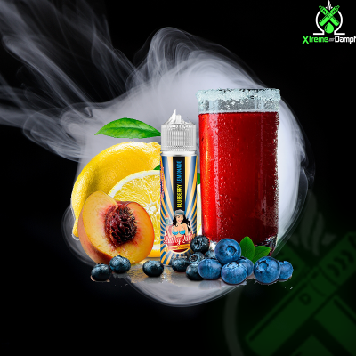 PJ Empire | Slushy Queen | Blueberry Lemonade 12ml/60ml
