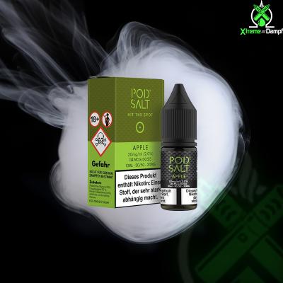 PodSalt | Apple Nikotin Salz