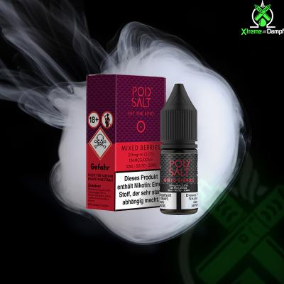 PodSalt | Mixed Berries Nikotin Salz
