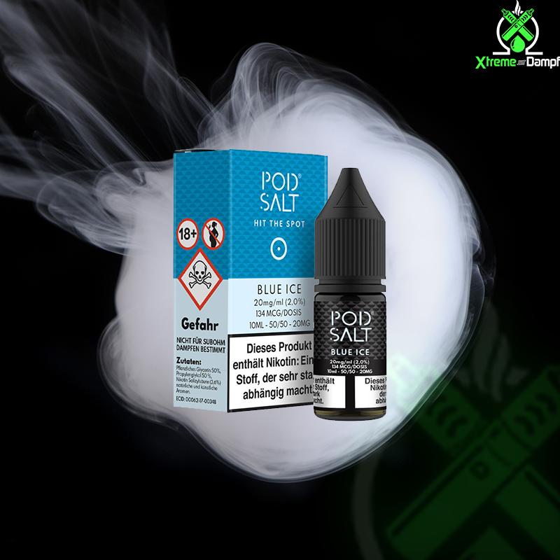 PodSalt | Blue Ice Nikotin Salz