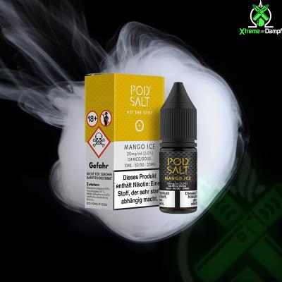 PodSalt | Mango Ice Nikotin Salz
