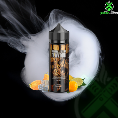 The Vaping Flavour | Ch.4 Rick Limes 10ml / 120ml