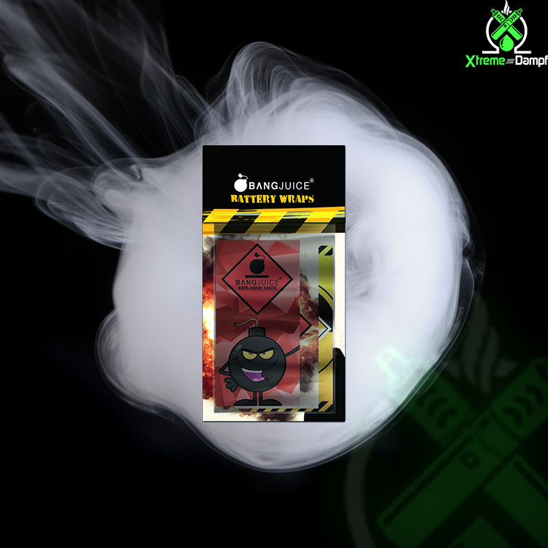 Wraps | Bang Juice | 18650 Battery Wraps 6 Stück