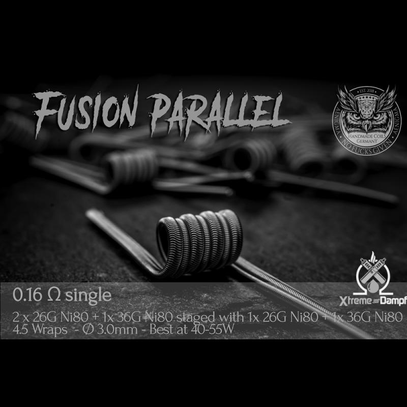 Aenigma | Coil | Fusion Parallel 3mm