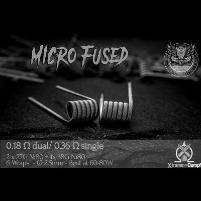 Aenigma | Coil | Micro Fused 2,5mm