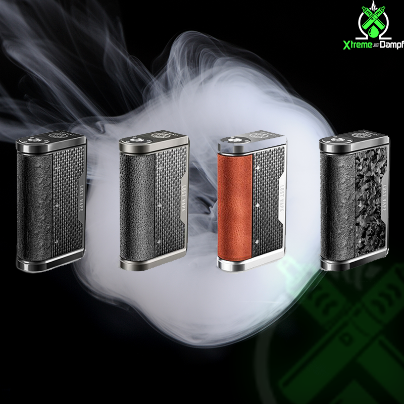 Lost Vape | MOD | Centaurus DNA 250C Carbon