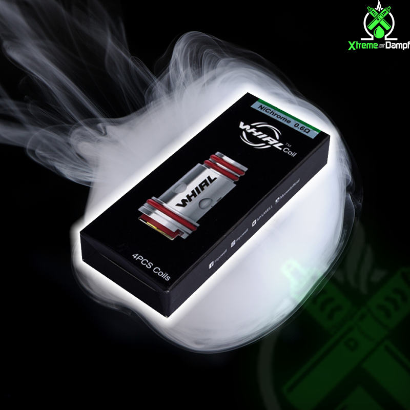 Uwell | Coil | 4x Whirl 1 & 2 Coils