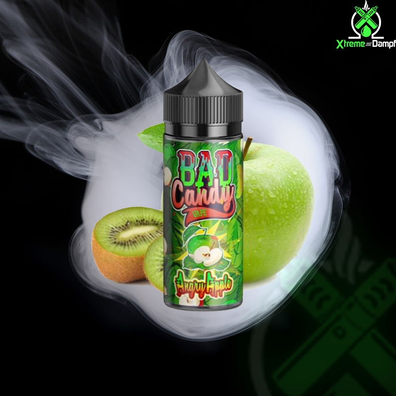 Bad Candy Vape | Longfill | Angry Apple 20ml/120ml