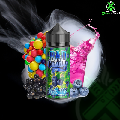 Bad Candy Vape | Longfill | Blue Bubble 20ml/120ml