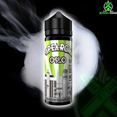 Vape-A-Roma | Longfill | Oslo 30ml/120ml Created by...