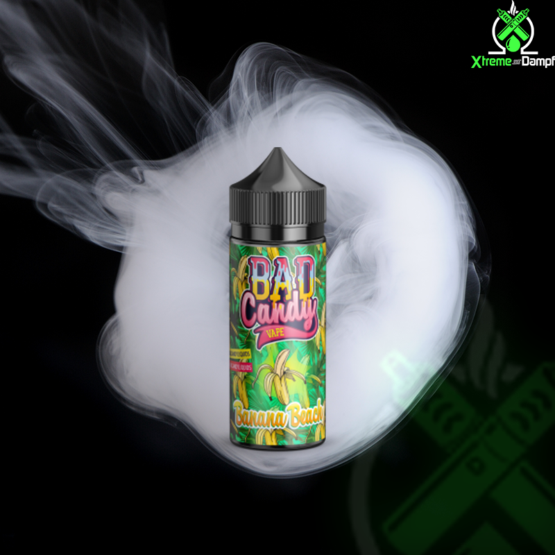 Bad Candy Vape | Longfill | Banana Beach 20ml/120ml