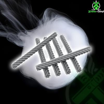 eXvape | ZUB | 6x eXpromizer TCX Ersatzdochte