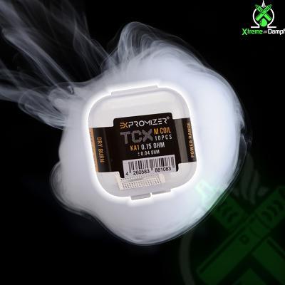 eXvape | Wire | eXpromizer TCX KA Sieb