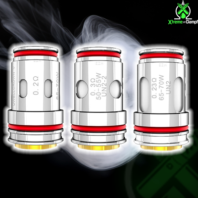 Uwell | Coil | 4x Crown 5 Coils