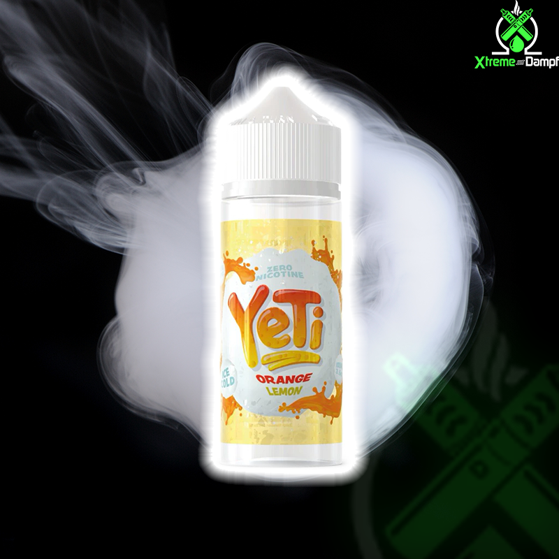 Yeti | Shortfill | Orange Lemon 100ml/120ml