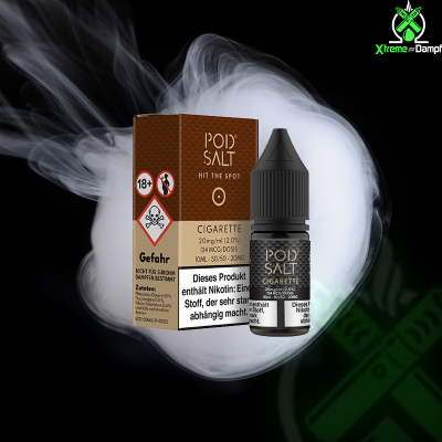 PodSalt | Cigarette Nikotin Salz 11mg