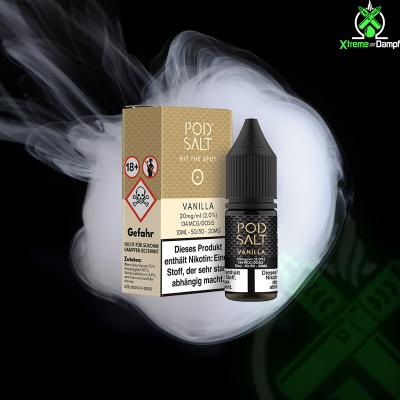 PodSalt | Vanilla Nikotin Salz 20mg