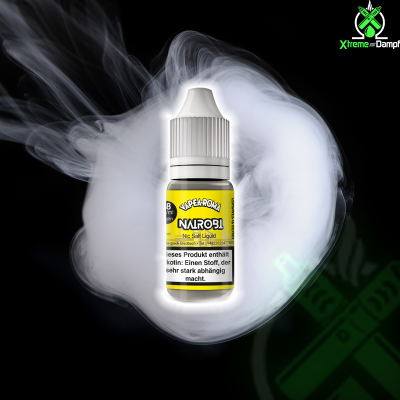 Vape-A-Roma | Salt | Nairobi 18mg Created by Steamshots