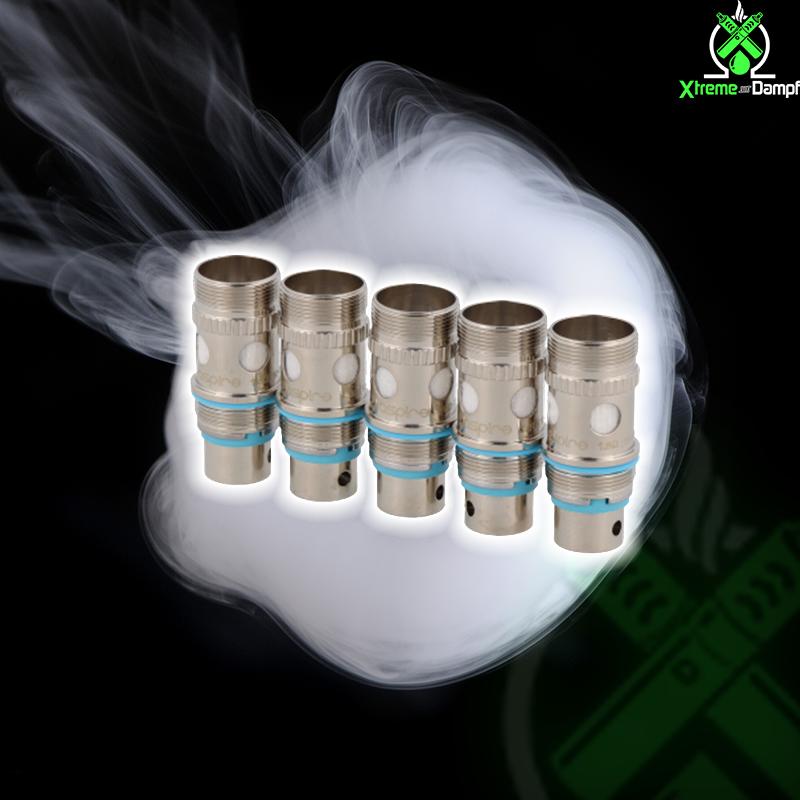 Aspire   Coil   5x Triton / Melo Coils 1,8 ohm