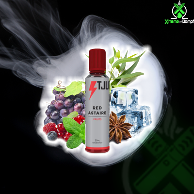 TJuice | Fruits | Longfill | Red Astaire 20ml/60ml