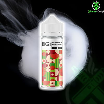 Big Tasty | Watermelon Pomegranate 20ml/120ml