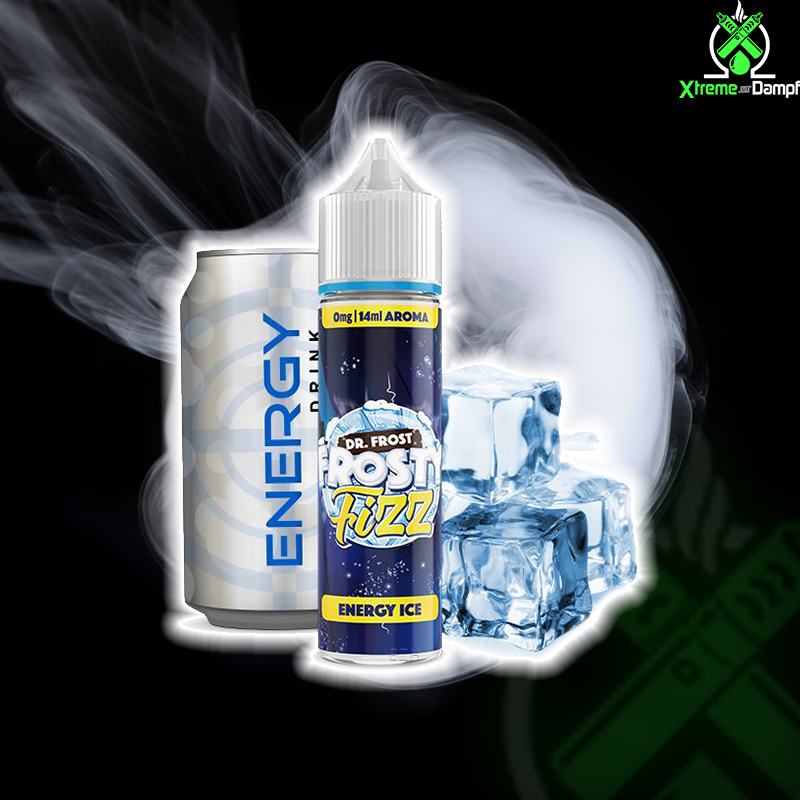 Dr. Frost   Fizz   Energy Ice 14ml/60ml