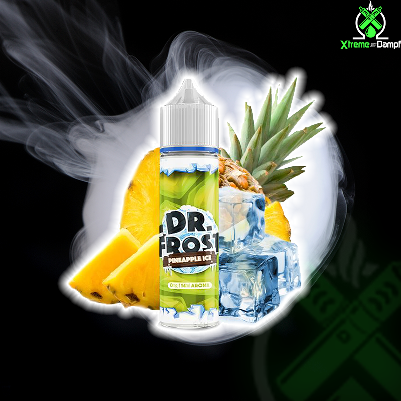Dr. Frost   Pineapple Ice 14ml/60ml