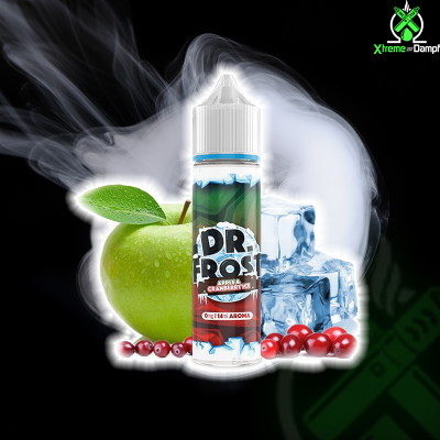 Dr. Frost | Apple & Cranberry Ice 14ml/60ml