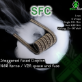 Franktastische Coils   Staggered Fused Clapton SFC