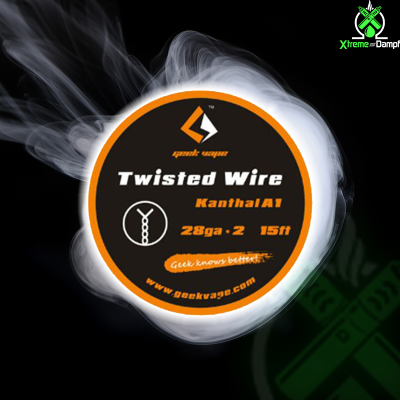 GeekVape   Wire   Kantahl Twisted Wire