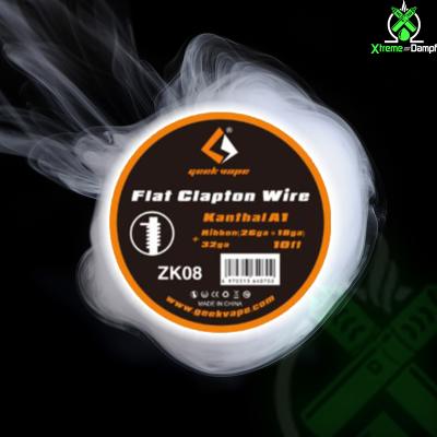 GeekVape   Wire   Kantahl Flat Clapton Ribbon (26ga *...