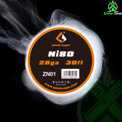 GeekVape   Wire   N80 28 Ga ZN01