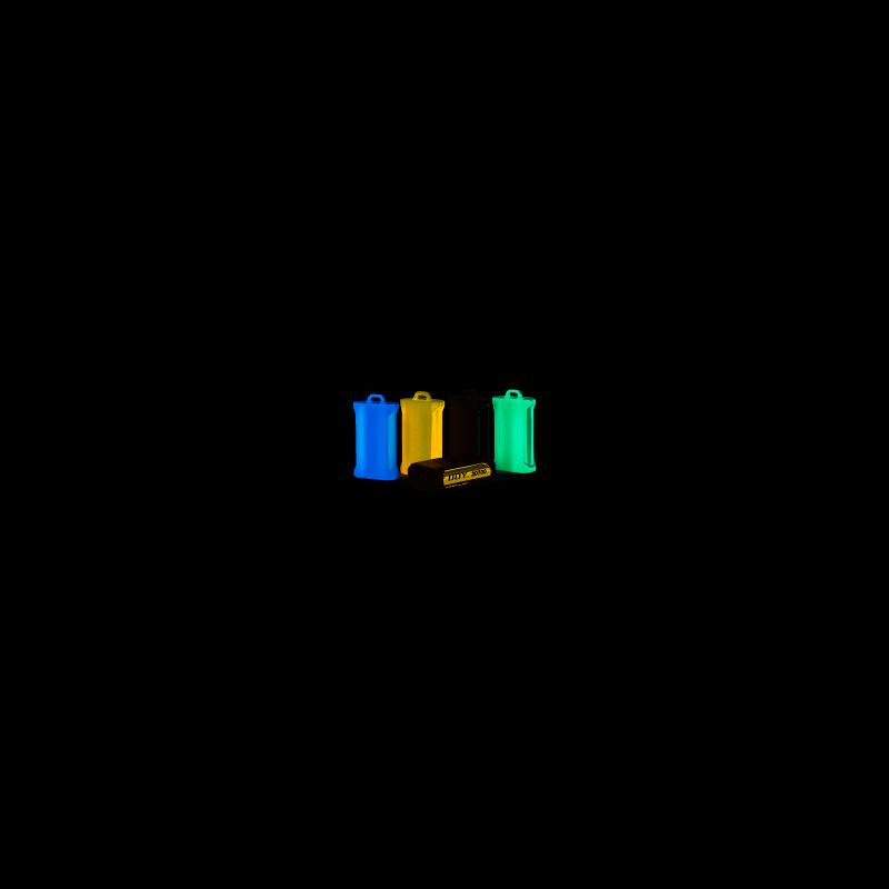 iJoy | ZUB | Silikon Schutzhülle 2x 20700 / 21700