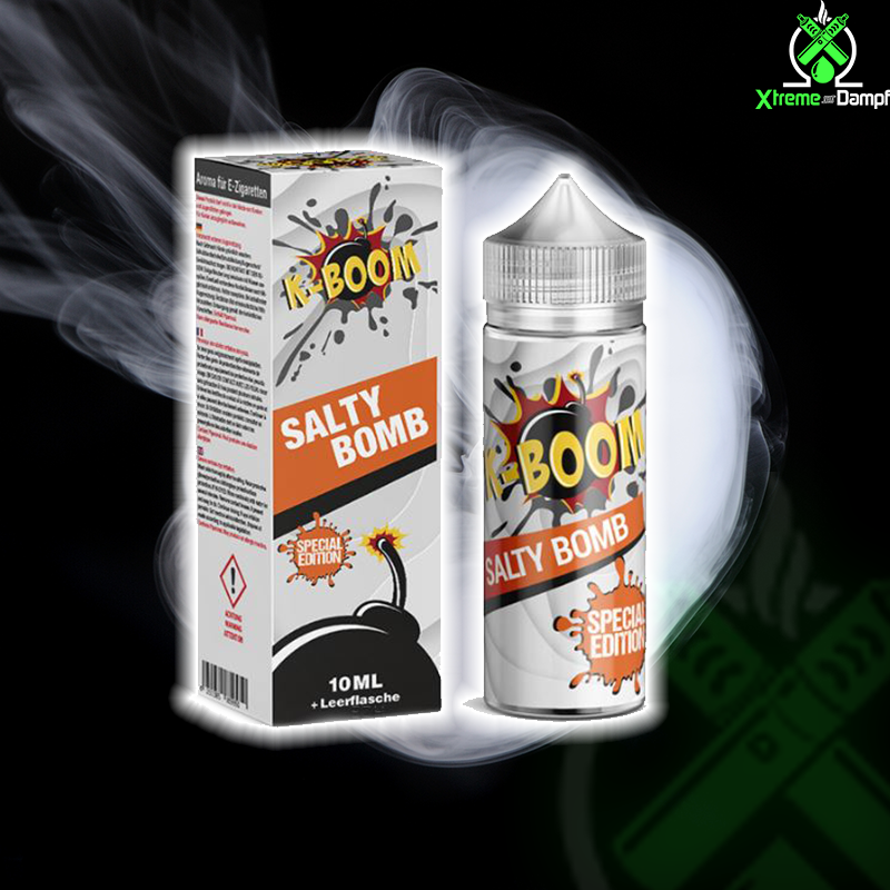 K-Boom | Special Edition | Salty Bomb Version 2020 10ml/120ml