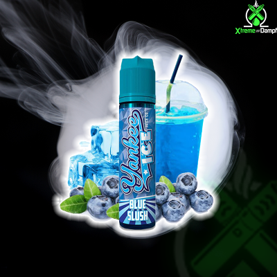 Yankee | Ice | Blue Slush 15ml/60ml