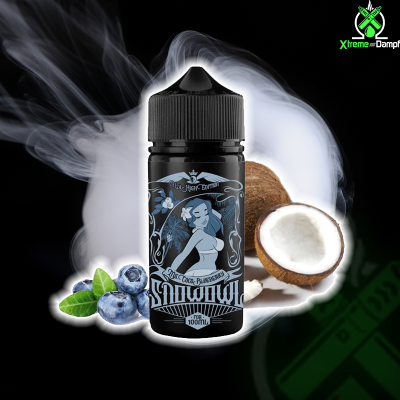 Snowowl | Fly High Edition | Ms. Coco Blueberry 25ml/100ml
