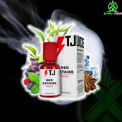 T-Juice | Fruits | Aroma Red Astaire 30ml
