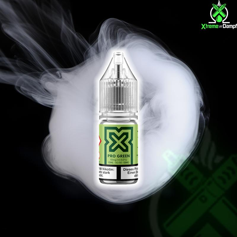 PodSalt X | NicSalt | Pro Green