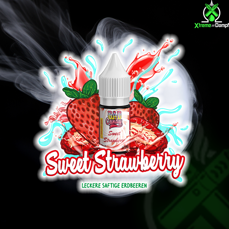 Bad Candy | Aroma | Sweet Strawberry 10ml