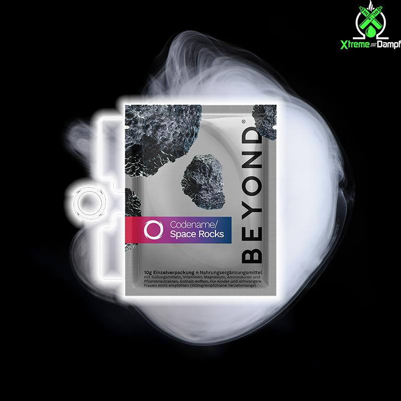 Beyond NRG | Space Rocks