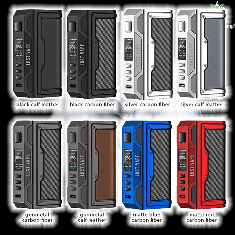 Lost Vape   MOD   Thelema Quest